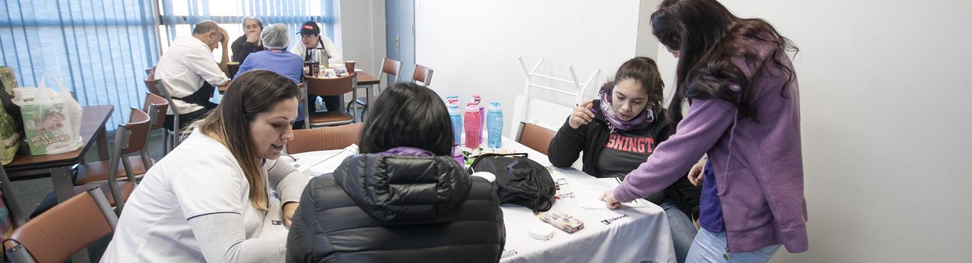 Exitosa jornada de promoción de hábitos saludables en UMAG Punta Arenas
