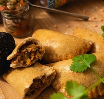 """Receta """"Empanadas Veggies para celebrar el 18 de Septiembre"""""""