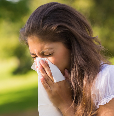 Alergias: ¿podemos combatirlas con los alimentos?