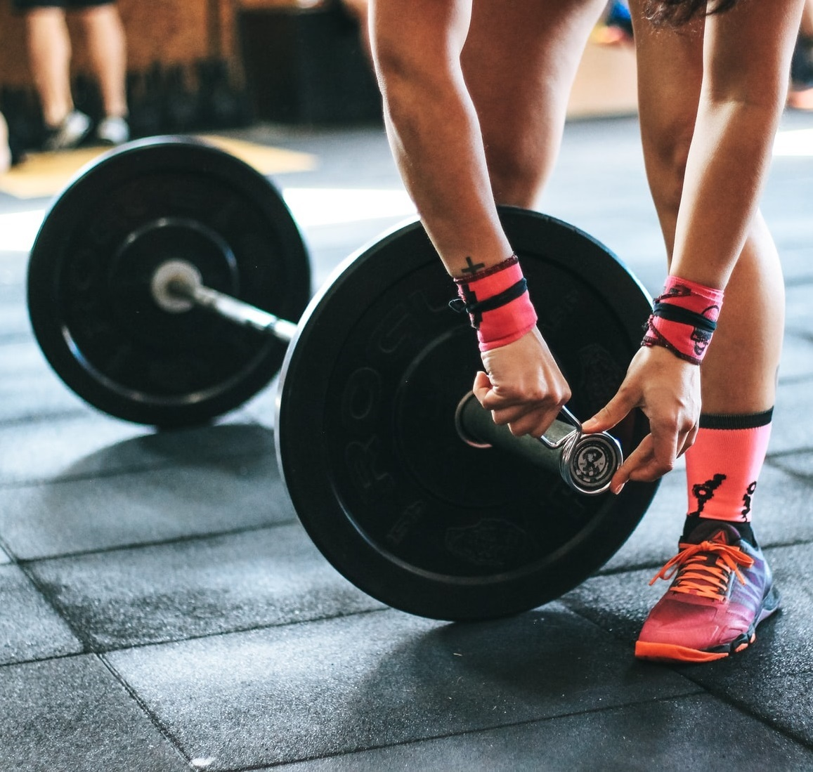Crossfit Chica 1