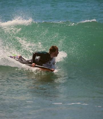 Bodyboard, una experiencia sobre el mar.