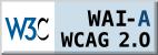 Logo W3C - Accesibilidad